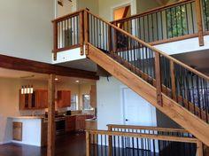 Best Rod Iron Stair Railing Idea Choosing Rod Iron Stair 400 x 300