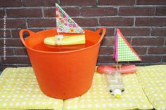 recycle bootje varen
