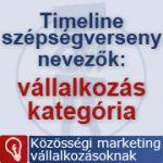 Timeline szépségverseny – Célunk a világbéke Timeline, Marketing, Facebook