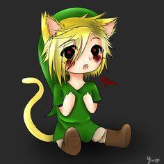 Ben as Neko *-*