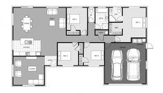 Kea | Signature Homes New Home Builders, New Home Designs, House Plans, New Homes, Floor Plans, House Design, How To Plan, Building, New House Designs