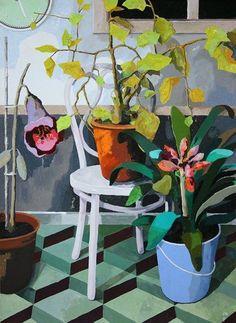 Erik Mattijssen. #gouachepaintings #illustrationart Painting Still Life, Still Life Art, Guache, Art And Illustration, Botanical Art, Painting Inspiration, Color Inspiration, Flower Art, Painting & Drawing