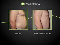 """""""It Works!"""" wraps allow you to lose inches in a matter of 45 minutes.  The all-natural wraps enlarge your body's fat cells, then flush them out of your system.  The detox system allows you to tighten, tone and decrease cellulite not only where placed, but through out your entire body! Let's wrap to get ripped!   https://gabbynajera.myitworks.com"""