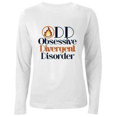 Divergent: ODD Women's Long Sleeve T-Shirt