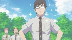 my gif Ao no exorcist blue exorcist Yukio Okumura yukio is such DOrk and the dubs are great thank u Ao No Exorcist, Blue Exorcist Yukio, Blue Exorcist Funny, I Love Anime, All Anime, Awesome Anime, Manga Anime, Anime Stuff, Rin Okumura