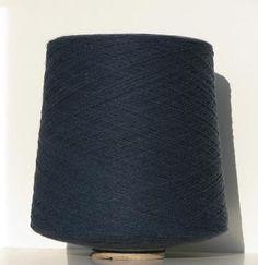 Navy Blue 2/24 Acrylic Yarn, Machine Knitting Navy Yarn, Yarn on Cones by stephaniesyarn on Etsy