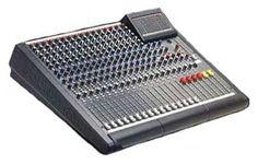 Soundtracs solo 16 analog mixer