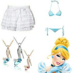 Cinderella Beach Look Book👠