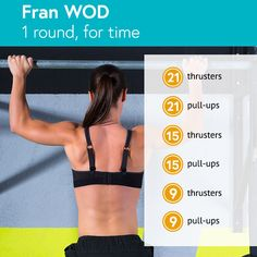 5 CrossFit Workouts That Will Kick Your Butt via @dailyburn