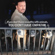 Help me help Ricky Gervais raise awareness about 'Trophy Hunting' Vegan Quotes, Vegan Memes, Ricky Gervais, Trophy Hunting, Stop Animal Cruelty, Animal Welfare, Animal Quotes, Animal Rights, Compassion