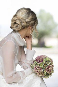 Peinados de novias e invitadas: ¡HOLA! Alta Costura 2015-2016 | El blog de Cheska por Maria Baras