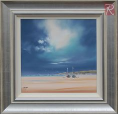 Allan Morgan held is first solo exhibition at Gallery Rouge - discover more of his original landscape and seascape paintings by clicking here. St Albans, Seascape Paintings, Art Gallery, Original Art, Sculptures, Coast, Fine Art, Contemporary, Landscape