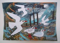 Mark Hearld - GODFREY & WATT – Harrogate, North Yorkshire - specialising in British art
