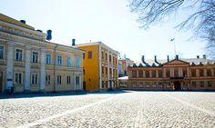 Vanha Suurtori / Old Great Square (Turku)