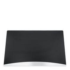 Schreibtischunterlage schwarz AKTO