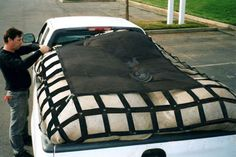 Gladiator SafetyWeb Truck Bed  need med. for my reg bed f150
