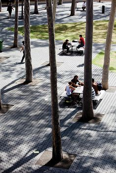 Macquarie_University_Courtyard_HASSELL-1 « Landscape Architecture Works | Landezine