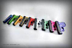 Dura-Coat your gun any color. Paradisejewelryandpawn.com