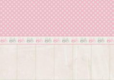 It s a Girl background on Craftsuprint - Add To Basket!
