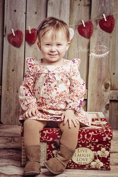 Love the clothes pins! 18 month old girl having valentine day portrait done at studio in pittsburgh pa Valentine Mini Session, Valentine Picture, Valentines Day Baby, Valentines Day Pictures, Holiday Pictures, Valentine Pics, Holiday Photography, Toddler Photography, Photography Ideas