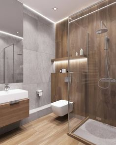 Bathroom decor, Bathroom decoration, Bathroom DIY and Crafts, Bathroom Interior design Bathroom Toilets, Wood Bathroom, Bathroom Layout, Bathroom Colors, Bathroom Lighting, Bathroom Ideas, Bathroom Organization, Bathroom Mirrors, Bathroom Storage