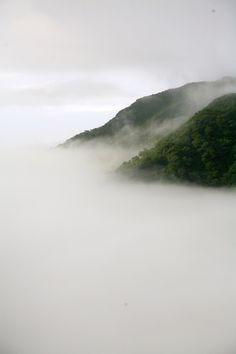 ruipin: ruipin: The fog of the mountains. I haven't seen this on my dash in quite awhile.