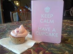 Blog Post & Strawberry Cupcake Recipe from Back in the Day Bakery in Savannah, GA