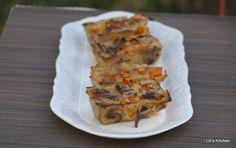 Recette clafoutis carotte, cumin, coco sans gluten  par Lili'S : Rapide et gourmand, ce clafoutis se décline selon vos humeurs et ce qu'il vous reste dans votre frigo. Les carottes peuvent se remplacer par une courgette par exemple et le lait de coco par un autre....Ingrédients : cumin, lait de coco, maïzena, oignon, carotte
