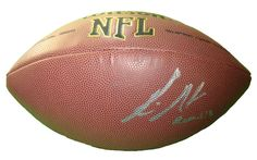 NY Giants Prince Amukamara signed NFL Wilson full size football w/ proof photo.  Proof photo of Prince signing will be included with your purchase along with a COA issued from Southwestconnection-Memorabilia, guaranteeing the item to pass authentication services from PSA/DNA or JSA. Free USPS shipping. www.AutographedwithProof.com is your one stop for autographed collectibles from New York sports teams. Check back with us often, as we are always obtaining new items.