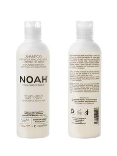 Shampoo naturale per capelli secchi