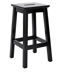 Black Breakfast Bar Stools 2 Tall Folding Kitchen Chairs
