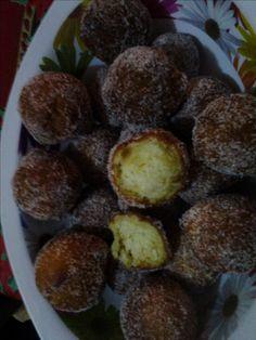 ARRUBIOLUS: dolci sardi di ricotta fritti