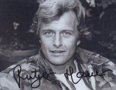 Rutger Hauer is simply the Best! By Txotxe