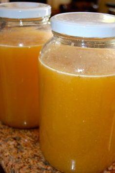 Lacto-Fermented Lemonade. ~found another gem!