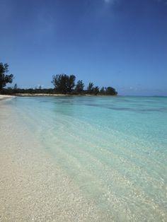 Jaws Beach Nassau New Providence Bahamas