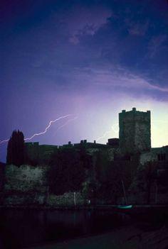 Chateau de la Napoule, 14th Century Castle on French Riviera...