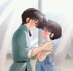 Ranma & Akane! ♡