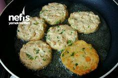 Parmak Yedirten Cauliflower Meatball (with video) - Fleisch Soy Sauce Alternative, Benefits Of Potatoes, Potato Juice, Potato Patties, Patties Recipe, Baked Cheese, Vegetable Protein, Cauliflower Recipes, Gourmet