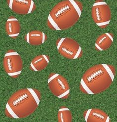 Creative Converting Team Sports Plastic Tablecover, Football, 54 X 108 Inches by Creative Converting. $7.33. Plastic Tablecover decorates a dinner, buffet, game, or other table. Solid color top with border print. Tablecover is a 54 x 108-Inches rectangle. You'll find consistent high quality, color matching, and attention to detail in every Creative Converting product. Kick off birthday, tailgating, and game watching parties with Team Sports theme party supplies. Kick off the ...