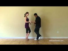 Quick Intro to Salsa Basic Steps On2