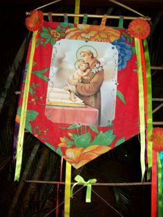 Como Organizar uma Festa Junina -Santo Antonio