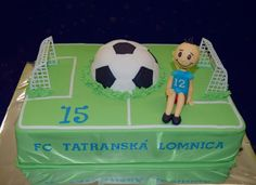 Športové torty » Torta FC Tatranská Lomnica