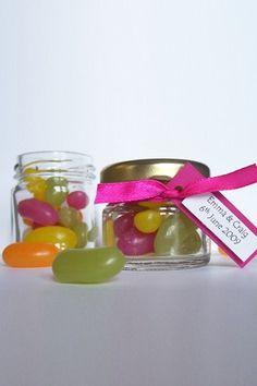jelly bean wedding favors
