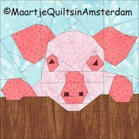 Quilting in Amsterdam: Free PPPatterns
