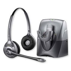 New-SupraPlus CS361N Wireless Professional Headset - J71292 by Plantronics. $258.94. CS361N SUPRAPLUS BINAURALWIRELESS HEADSET W/NC 705Noise canceling boom microphone with volume/mute controlCall privacy with 64-bit digitally-encrypted DECT 6.0 technologyUp to 10 hours talk time or 50 hours standby Battery recharge time: 1-hour for 5 hours talk time or 3-hour for 100% chargeCompatible with all major corded desk phones1-year warranty