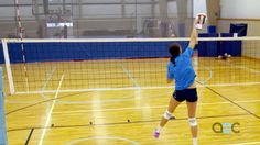 Hitting Tips - Terry Liskevych - The Art of Coaching Volleyball