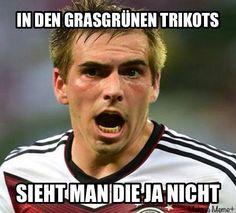#DFB #WM2014 Weitere lustige Memes zur #WM findest du hier: http://www.joiz.de/die-wm-2014-bei-joiz Foto: Gettyimages