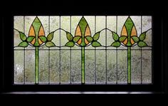 Residential Stained Glass Windows | Old House Living - Part 2