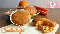 Camille light (90 calorie l'una) | Le ricette super light di Giovi