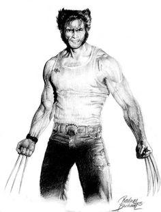 Wolverine by Rodney Buchemi